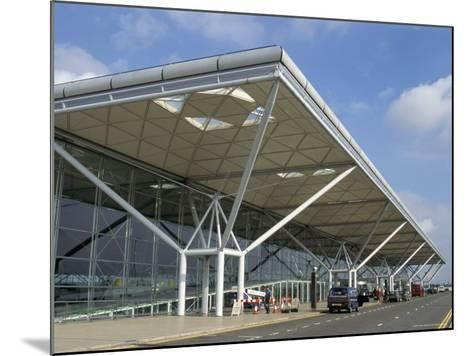 Stansted Airport Terminal, Stansted, Essex, England, United Kingdom-Fraser Hall-Mounted Photographic Print