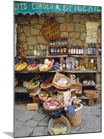 Sartene, Corsica, France-Fraser Hall-Mounted Photographic Print