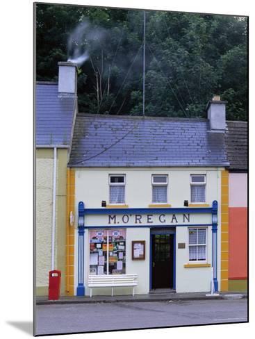 Shop, Kinvara, County Clare, Munster, Eire (Republic of Ireland)-Graham Lawrence-Mounted Photographic Print