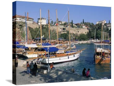 Antalya, Lycia, Anatolia, Turkey-Bruno Morandi-Stretched Canvas Print