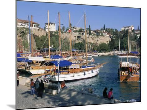 Antalya, Lycia, Anatolia, Turkey-Bruno Morandi-Mounted Photographic Print