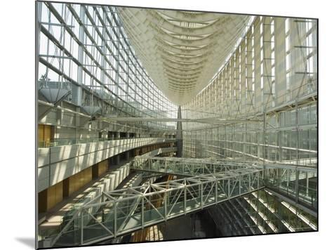 Tokyo International Forum Building, Marunouchi, Tokyo, Japan-Christian Kober-Mounted Photographic Print
