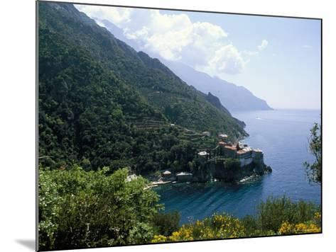 View of the Holy Athos, Greece-Oliviero Olivieri-Mounted Photographic Print