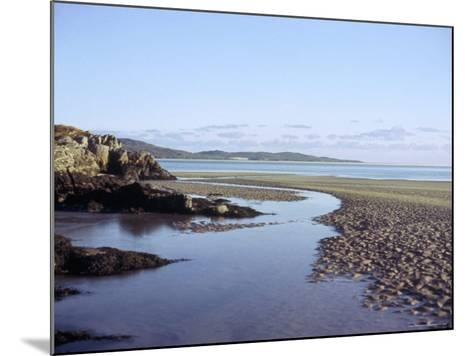 Island of Harris, Western Isles, Scotland, United Kingdom-Oliviero Olivieri-Mounted Photographic Print