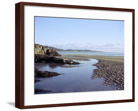 Island of Harris, Western Isles, Scotland, United Kingdom-Oliviero Olivieri-Framed Art Print