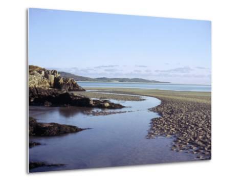 Island of Harris, Western Isles, Scotland, United Kingdom-Oliviero Olivieri-Metal Print