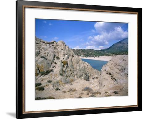 Samothraki (Samothrace), Aegean Islands, Greek Islands, Greece-Oliviero Olivieri-Framed Art Print