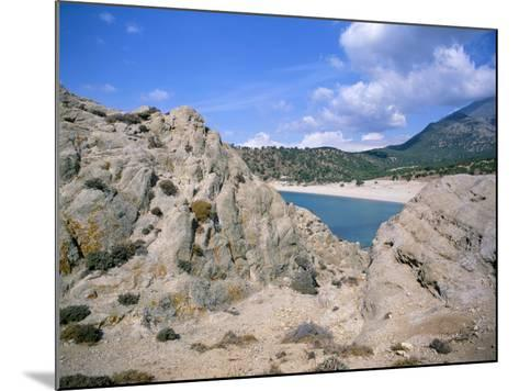 Samothraki (Samothrace), Aegean Islands, Greek Islands, Greece-Oliviero Olivieri-Mounted Photographic Print