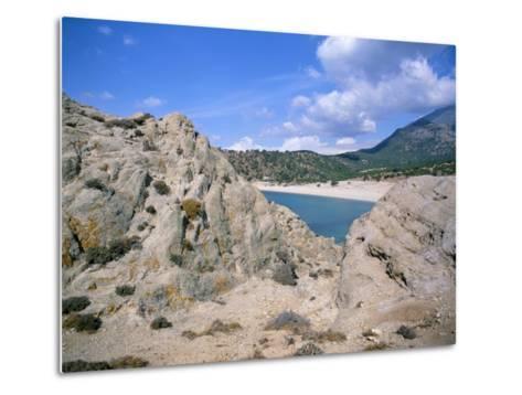 Samothraki (Samothrace), Aegean Islands, Greek Islands, Greece-Oliviero Olivieri-Metal Print