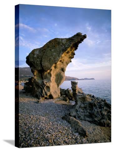 Thassos (Thasos), Aegean Islands, Greek Islands, Greece-Oliviero Olivieri-Stretched Canvas Print