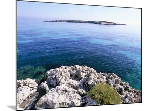 Favignana Island, Egadi Islands, Sicily, Italy, Mediterranean-Oliviero Olivieri-Mounted Photographic Print