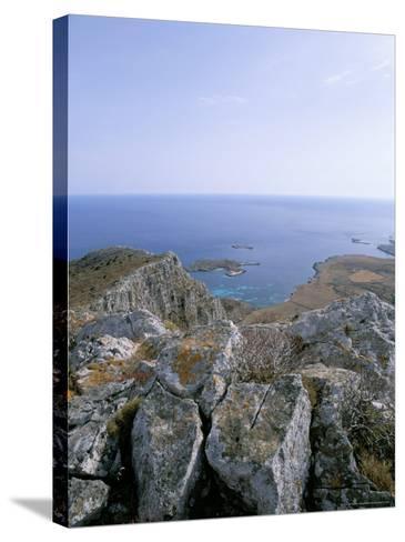 Favignana Island, Egadi Islands, Sicily, Italy, Mediterranean-Oliviero Olivieri-Stretched Canvas Print