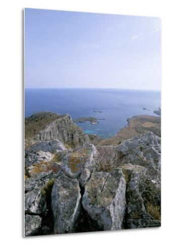 Favignana Island, Egadi Islands, Sicily, Italy, Mediterranean-Oliviero Olivieri-Metal Print