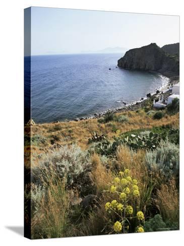 Filicudi, Aeolian Islands (Lipari Islands), Unesco World Heritage Site, Italy, Mediterranean-Oliviero Olivieri-Stretched Canvas Print