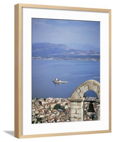 Nafplion, Peloponnese, Greece-Oliviero Olivieri-Framed Art Print