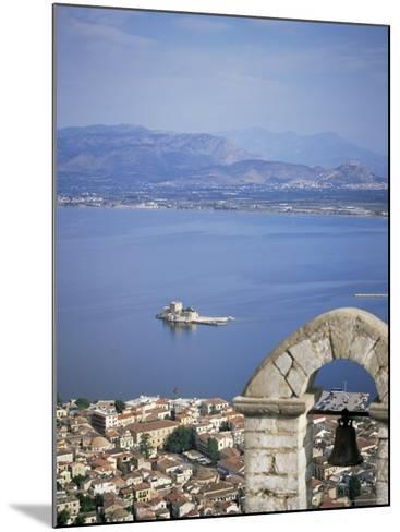 Nafplion, Peloponnese, Greece-Oliviero Olivieri-Mounted Photographic Print