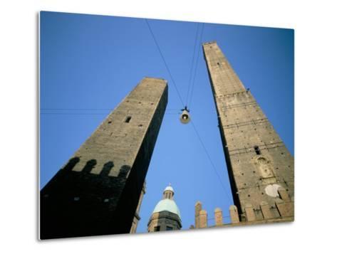 Le Torri Dell'Asinello, Bologna, Italy-Oliviero Olivieri-Metal Print