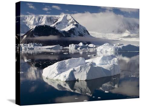 Gerlache Strait, Antarctic Peninsula, Antarctica, Polar Regions-Sergio Pitamitz-Stretched Canvas Print