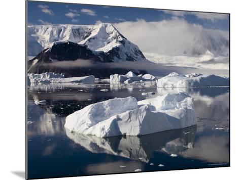Gerlache Strait, Antarctic Peninsula, Antarctica, Polar Regions-Sergio Pitamitz-Mounted Photographic Print