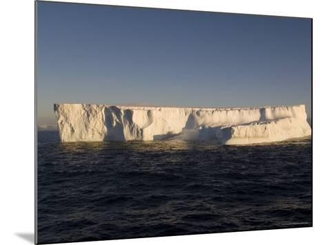 Iceberg on Bransfield Strait, Antarctic Peninsula, Antarctica, Polar Regions-Sergio Pitamitz-Mounted Photographic Print