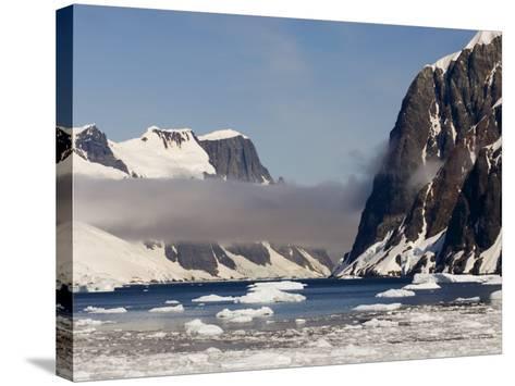 Lemaire Channel, Antarctic Peninsula, Antarctica, Polar Regions-Sergio Pitamitz-Stretched Canvas Print