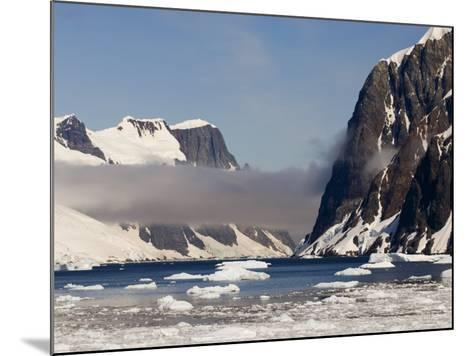 Lemaire Channel, Antarctic Peninsula, Antarctica, Polar Regions-Sergio Pitamitz-Mounted Photographic Print