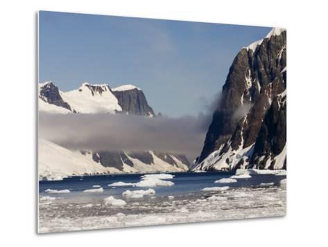 Lemaire Channel, Antarctic Peninsula, Antarctica, Polar Regions-Sergio Pitamitz-Metal Print