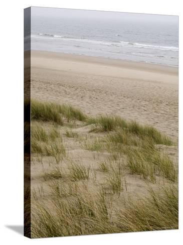 Curracloe Beach, County Wexford, Leinster, Republic of Ireland (Eire)-Sergio Pitamitz-Stretched Canvas Print