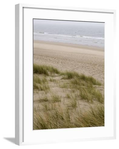 Curracloe Beach, County Wexford, Leinster, Republic of Ireland (Eire)-Sergio Pitamitz-Framed Art Print