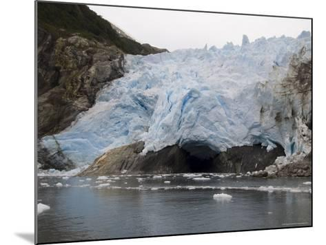 Garibaldi Glacier, Darwin National Park, Tierra Del Fuego, Patagonia, Chile, South America-Sergio Pitamitz-Mounted Photographic Print