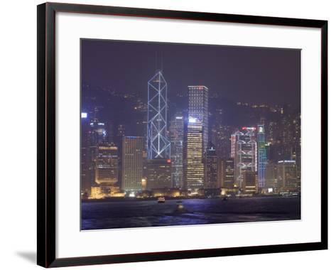 Hong Kong, China-Sergio Pitamitz-Framed Art Print