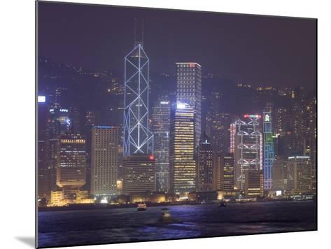 Hong Kong, China-Sergio Pitamitz-Mounted Photographic Print