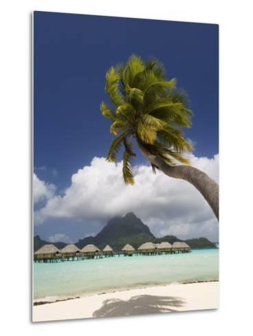 Pearl Beach Resort, Bora-Bora, Leeward Group, Society Islands, French Polynesia-Sergio Pitamitz-Metal Print
