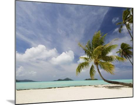 Bora-Bora, Leeward Group, Society Islands, French Polynesia Islands-Sergio Pitamitz-Mounted Photographic Print