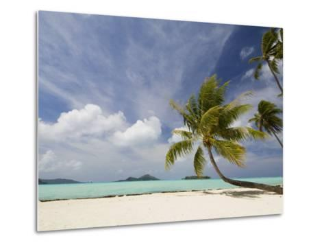 Bora-Bora, Leeward Group, Society Islands, French Polynesia Islands-Sergio Pitamitz-Metal Print