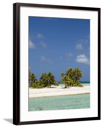 Tikehau, Tuamotu Archipelago, French Polynesia Islands-Sergio Pitamitz-Framed Art Print