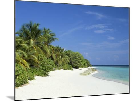 Soneva Fushi Resort, Kunfunadhoo Island, Baa Atoll, Maldives, Indian Ocean-Sergio Pitamitz-Mounted Photographic Print