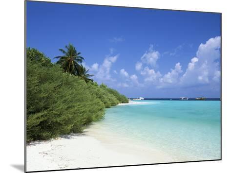 Asdu Island, North Male Atoll, Maldives, Indian Ocean-Sergio Pitamitz-Mounted Photographic Print