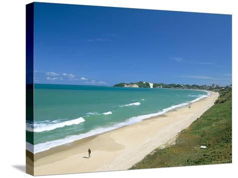 Ponta Negra Beach, Natal, Rio Grande Do Norte State, Brazil, South America-Sergio Pitamitz-Stretched Canvas Print