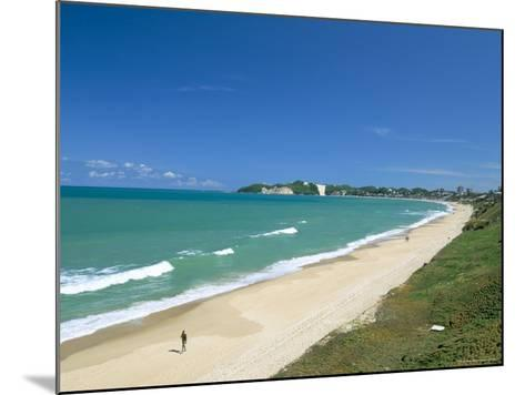 Ponta Negra Beach, Natal, Rio Grande Do Norte State, Brazil, South America-Sergio Pitamitz-Mounted Photographic Print
