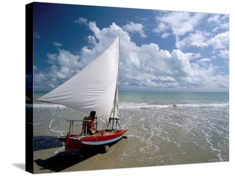 Maracajau, Natal, Rio Grande Do Norte State, Brazil, South America-Sergio Pitamitz-Stretched Canvas Print