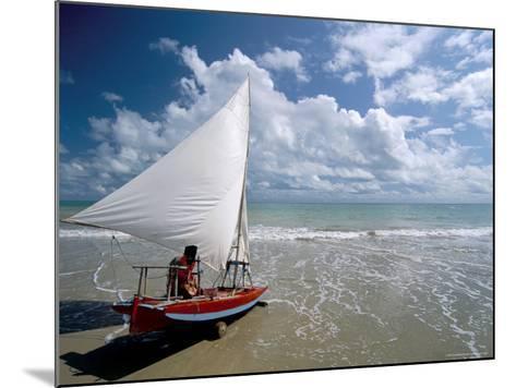Maracajau, Natal, Rio Grande Do Norte State, Brazil, South America-Sergio Pitamitz-Mounted Photographic Print