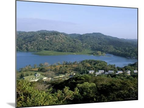 River Chagres and Gamboa Rainforest Resort, Soberania Forest National Park, Panama, Central America-Sergio Pitamitz-Mounted Photographic Print