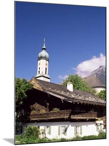 Garmisch-Partenkichen, Bavaria, Germany-Sergio Pitamitz-Mounted Photographic Print