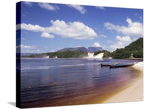 Canaima, Gran Sabana, Venezuela, South America-Sergio Pitamitz-Stretched Canvas Print
