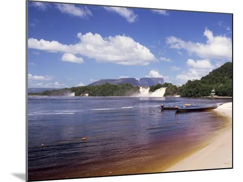 Canaima, Gran Sabana, Venezuela, South America-Sergio Pitamitz-Mounted Photographic Print