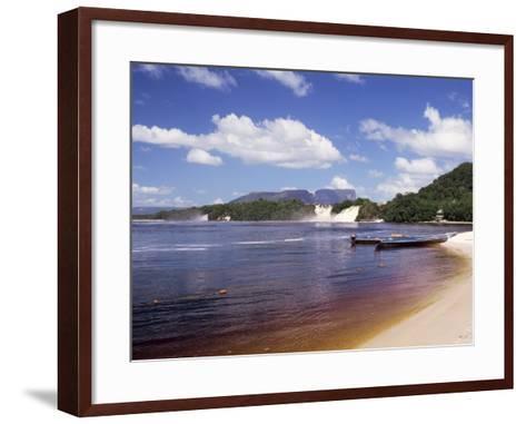 Canaima, Gran Sabana, Venezuela, South America-Sergio Pitamitz-Framed Art Print