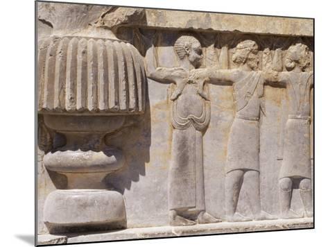 Persepolis, Unesco World Heritage Site, Iran, Middle East-Sergio Pitamitz-Mounted Photographic Print