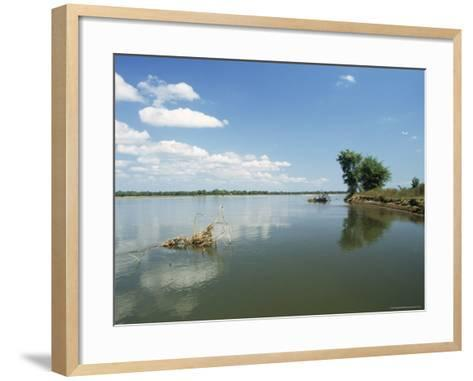 Mana Pools National Park, Unesco World Heritage Site, Zimbabwe, Africa-Sergio Pitamitz-Framed Art Print