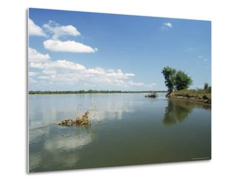 Mana Pools National Park, Unesco World Heritage Site, Zimbabwe, Africa-Sergio Pitamitz-Metal Print